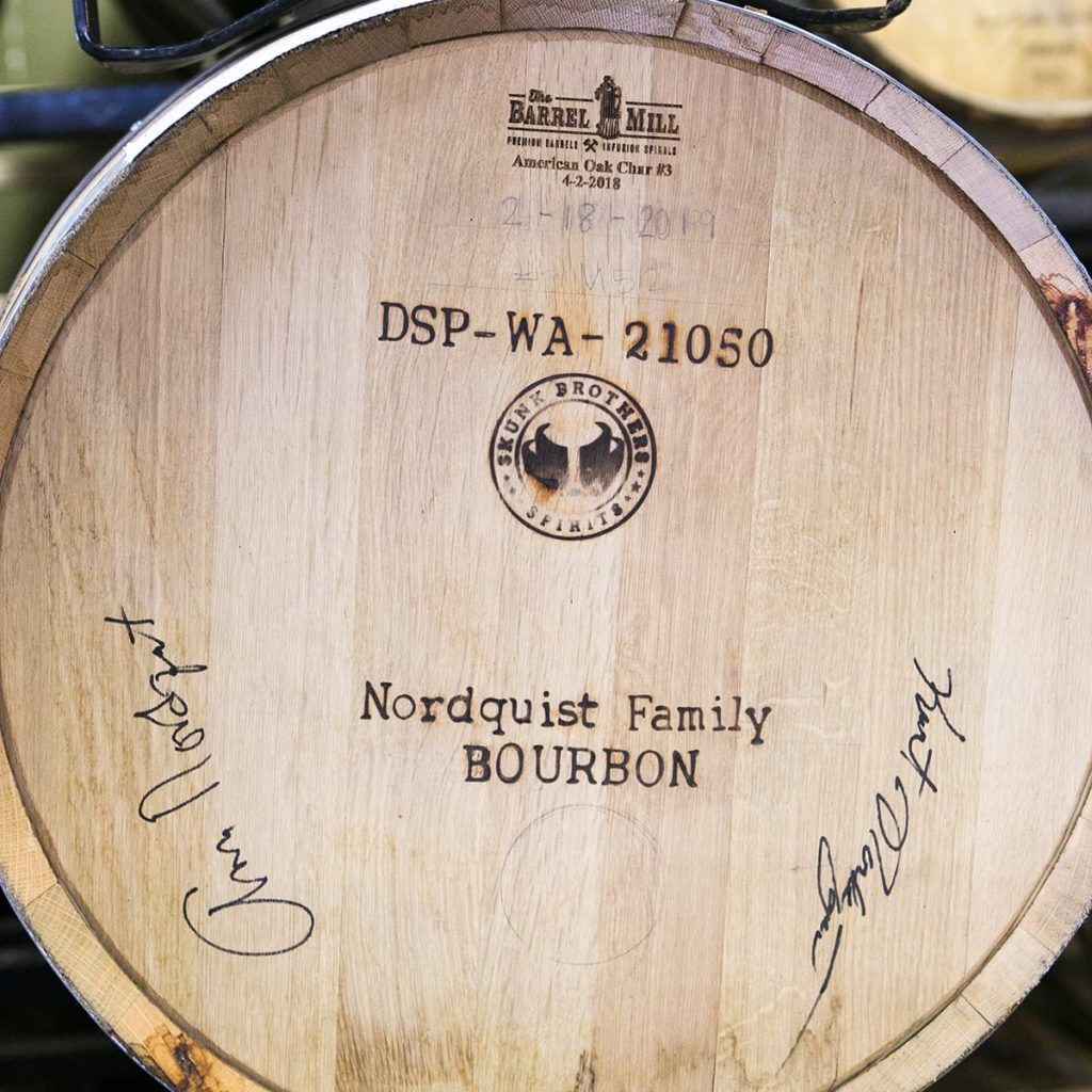 Skunk Brothers Barrel Club