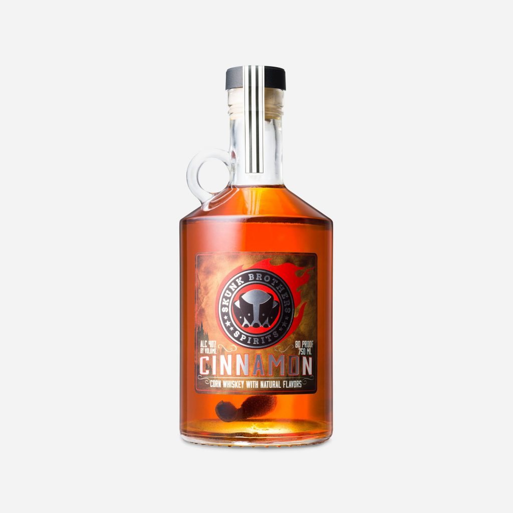 Skunk Brothers Cinnamon Whiskey