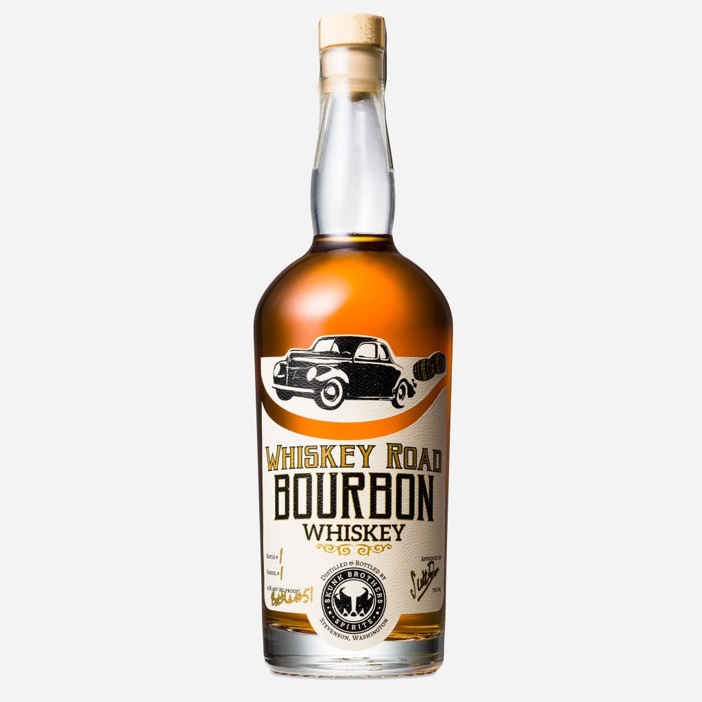 Skunk Brothers Whiskey Road Bourbon