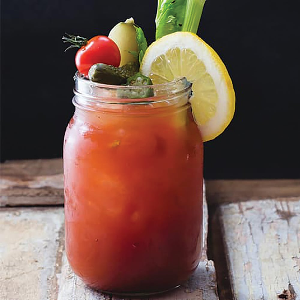 Skunk Brothers Moonshine Mary Cocktail Recipe