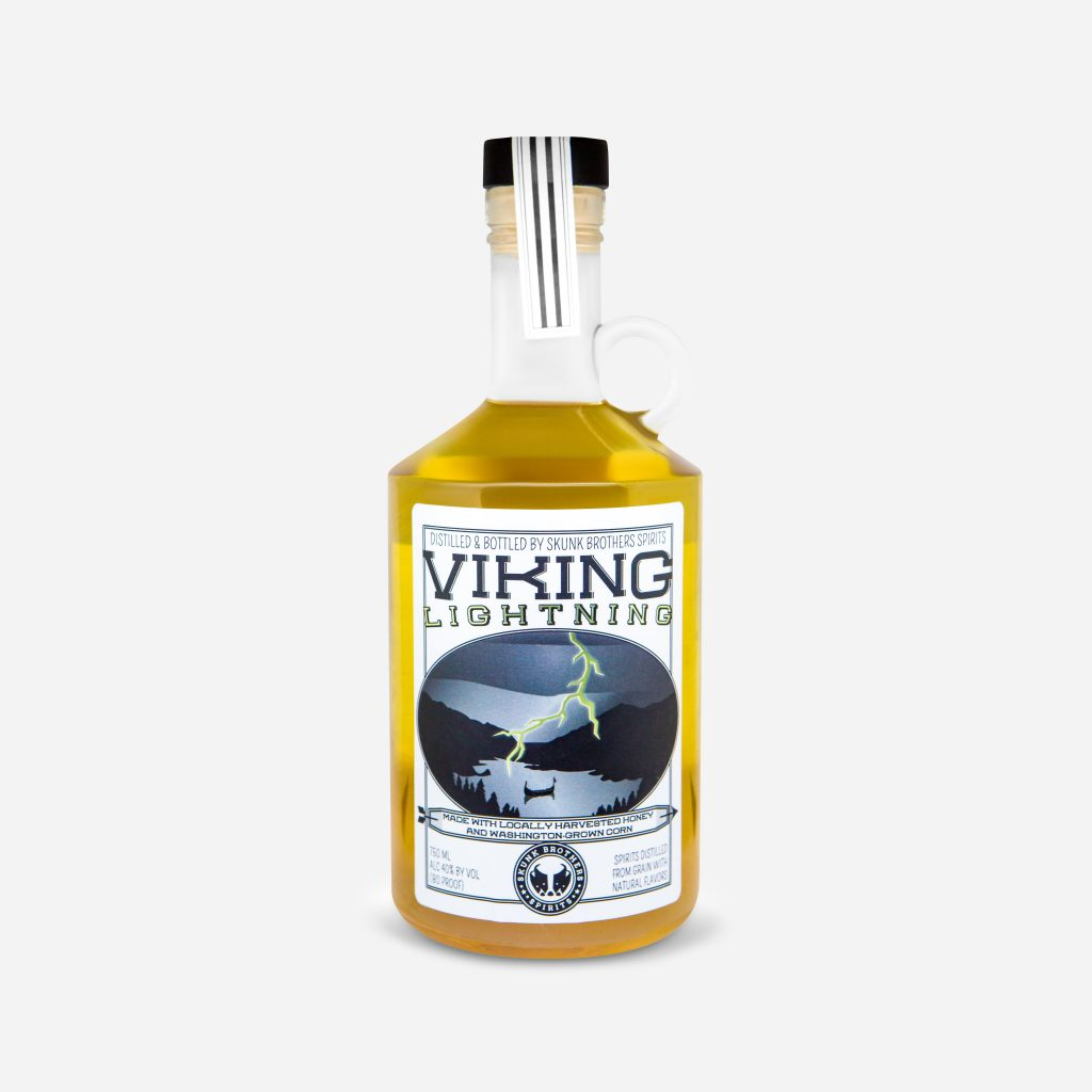Skunk Brothers Viking Lightning