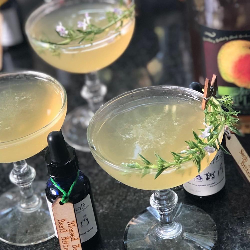 Skunk brothers Herbal Apple Dream Cocktail Recipe